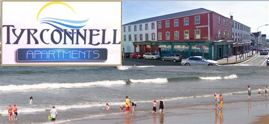 Tyrconnell Holiday Apartments Bundoran County Donegal