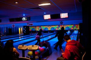 Bundoran Glowbowl - Ten Pin Bowling for all the Family